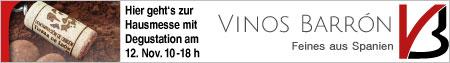 Vinos Barron - Feines aus Spanien